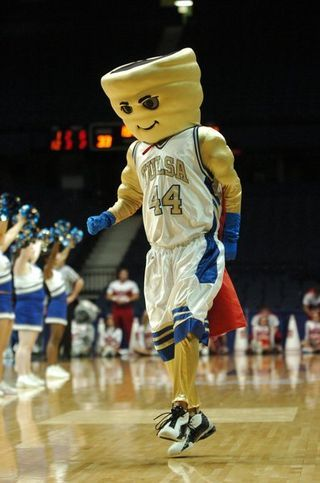One of my favorite mascots.  Weird, huh?