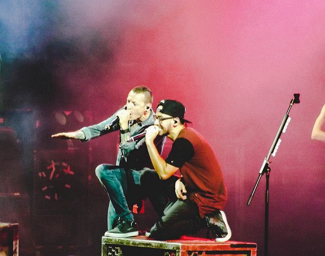 Linkin Park Linkin Park Chester Linkin Park Chester Bennington
