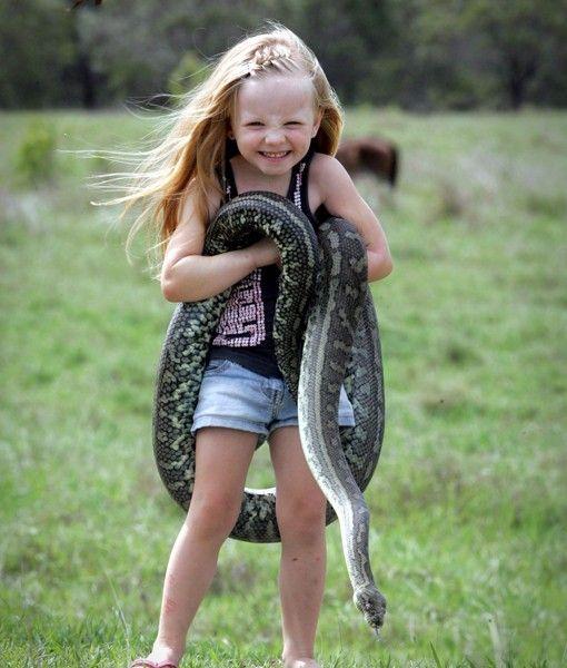 Haileigh And Murphy Cute Snake Snake Pet Snake