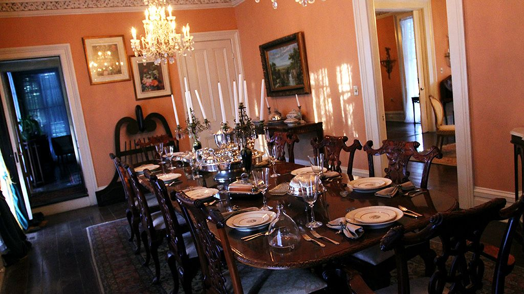 the myrtles dining room Google Search Ghost adventures