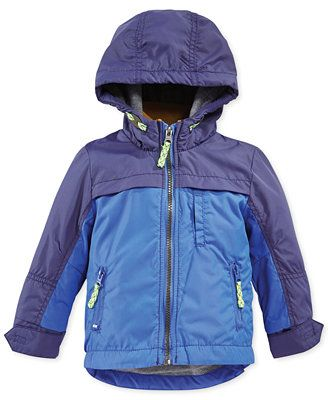 a06ae714 Carter's Baby Boys' Amerex Fleece-Lined Jacket $40 | Baby Boy ...
