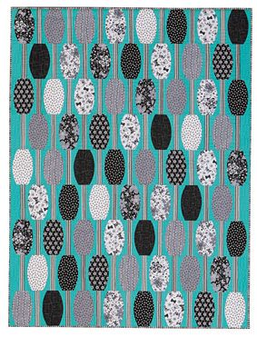 Urban Abacus Quilt Pattern Download