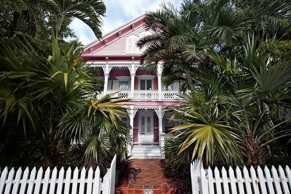 4 Perfect Homes Made In Florida Key West Cottage Conch House Key West House