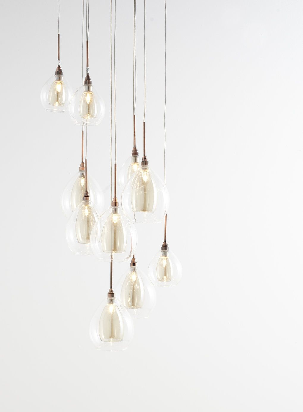 Carmella 10 light cluster - View All Lighting & Bulbs - Home ...