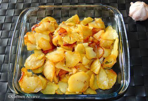 Atr vete con una de las recetas m s t picas de la cocina - Tiempo de coccion de la patata ...