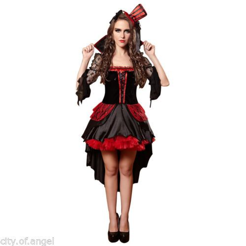 Women Ladies Adult Wicked Witch Vampire Halloween Fancy Dress Costume Cosplay M https://t.co/08PGzF56ff https://t.co/FxXquLaGO5