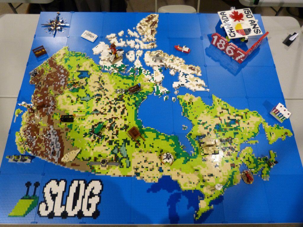 canada 150 map amazing lego art pinterest canada 150 and lego