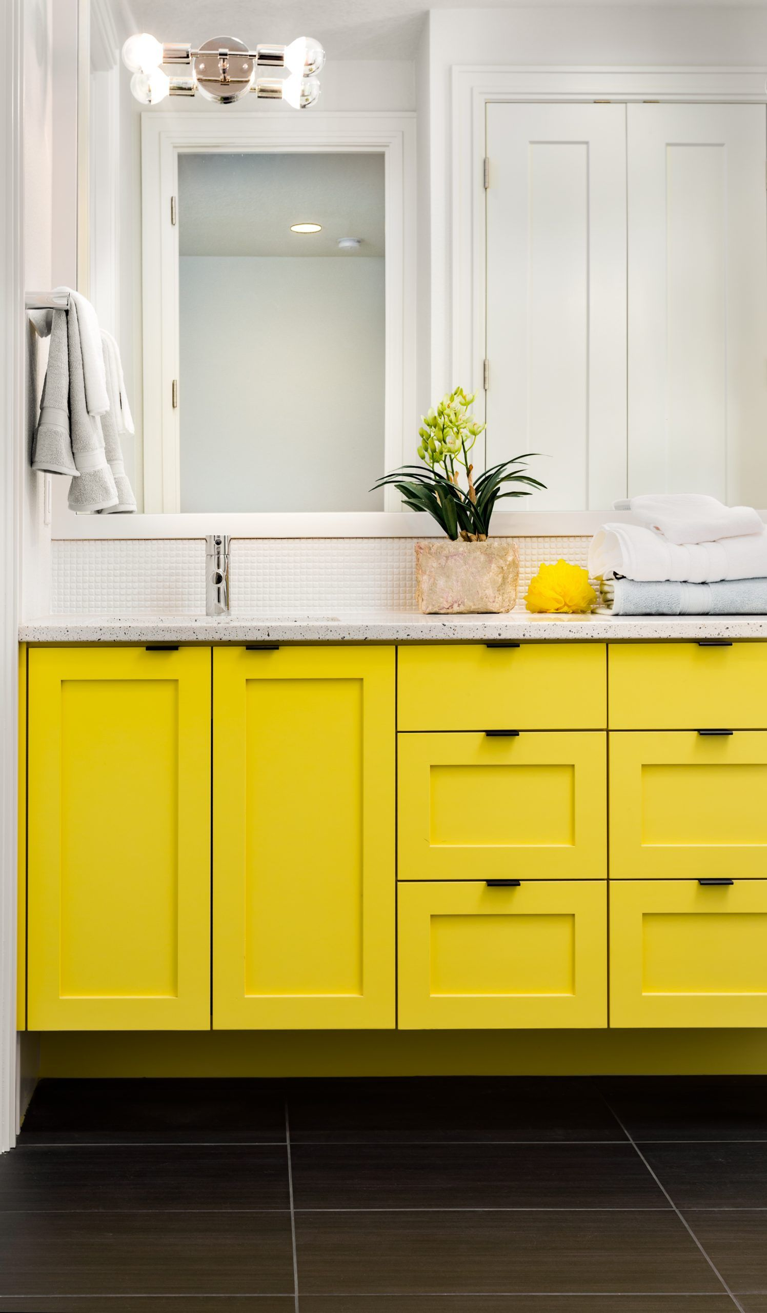 Here Comes The Sun: How to Use Yellow In Your Home in 4