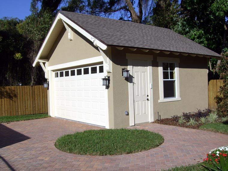 Garage Plan To Decorate Pinterest – Small Detached Garage Plans