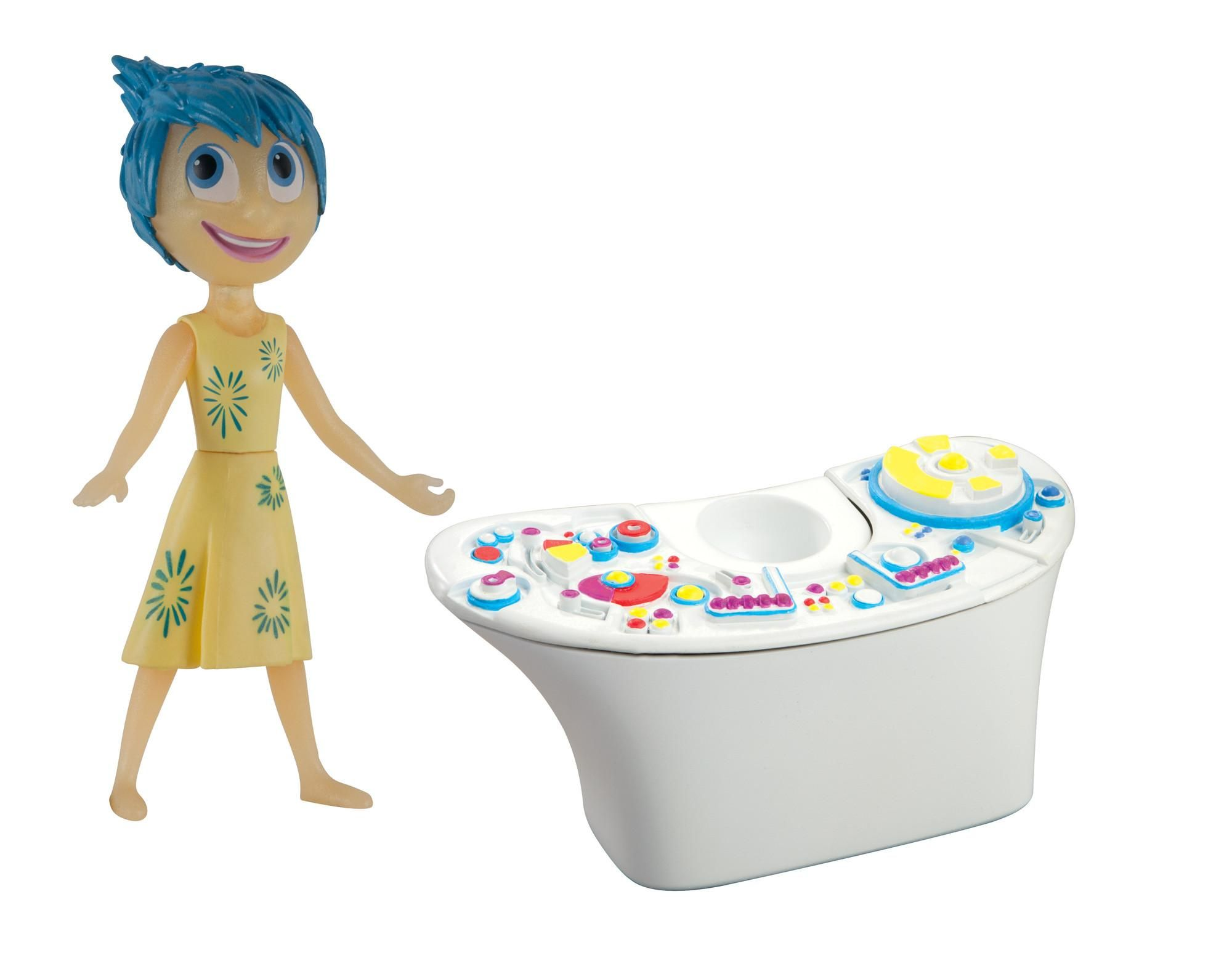 Pixar Inside Out Control Console & Joy | Toys | Pinterest | Toys ...