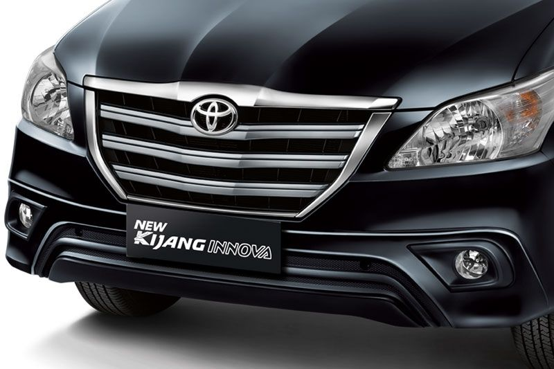 all new kijang innova diesel vs bensin grand avanza youtube g exterior 6 toyota