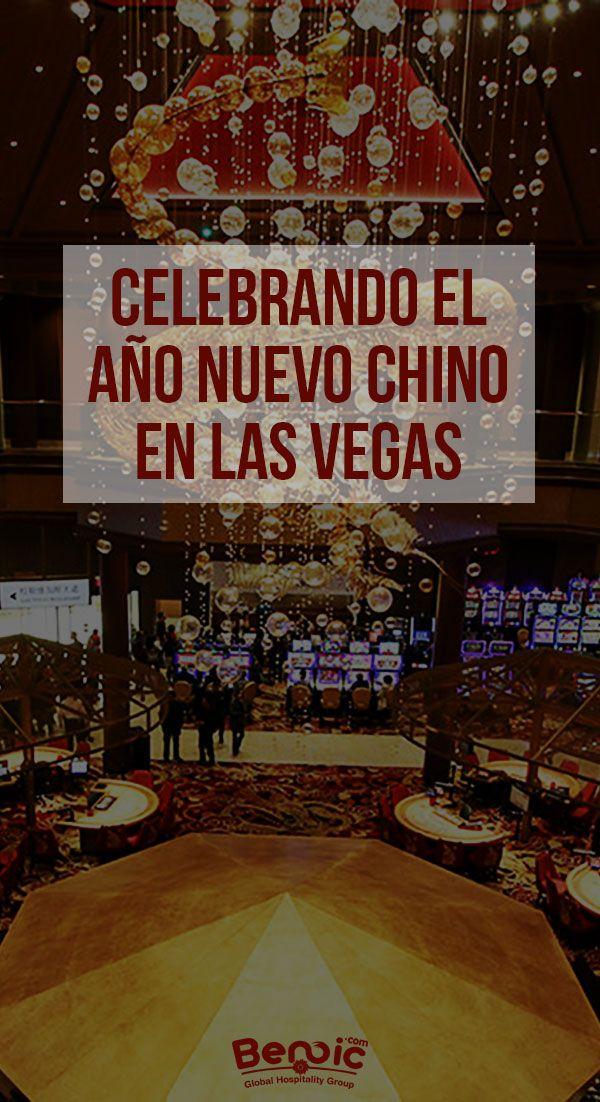 Año nuevo chino en Las Vegas