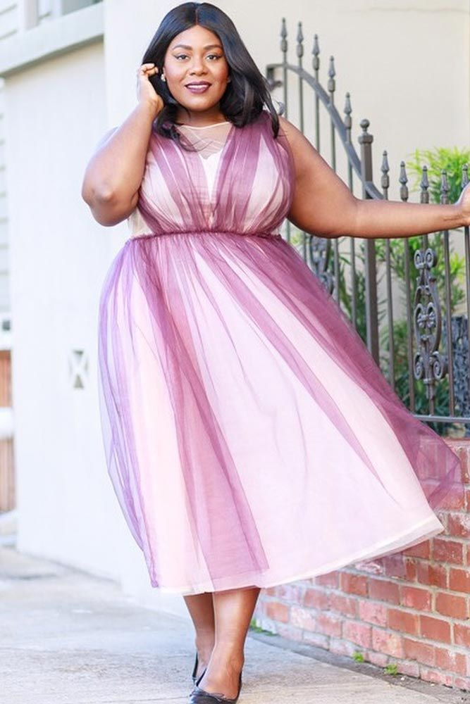18 Plus Size Prom Dresses: Helpful Tips For Smart Shopping | Body ...