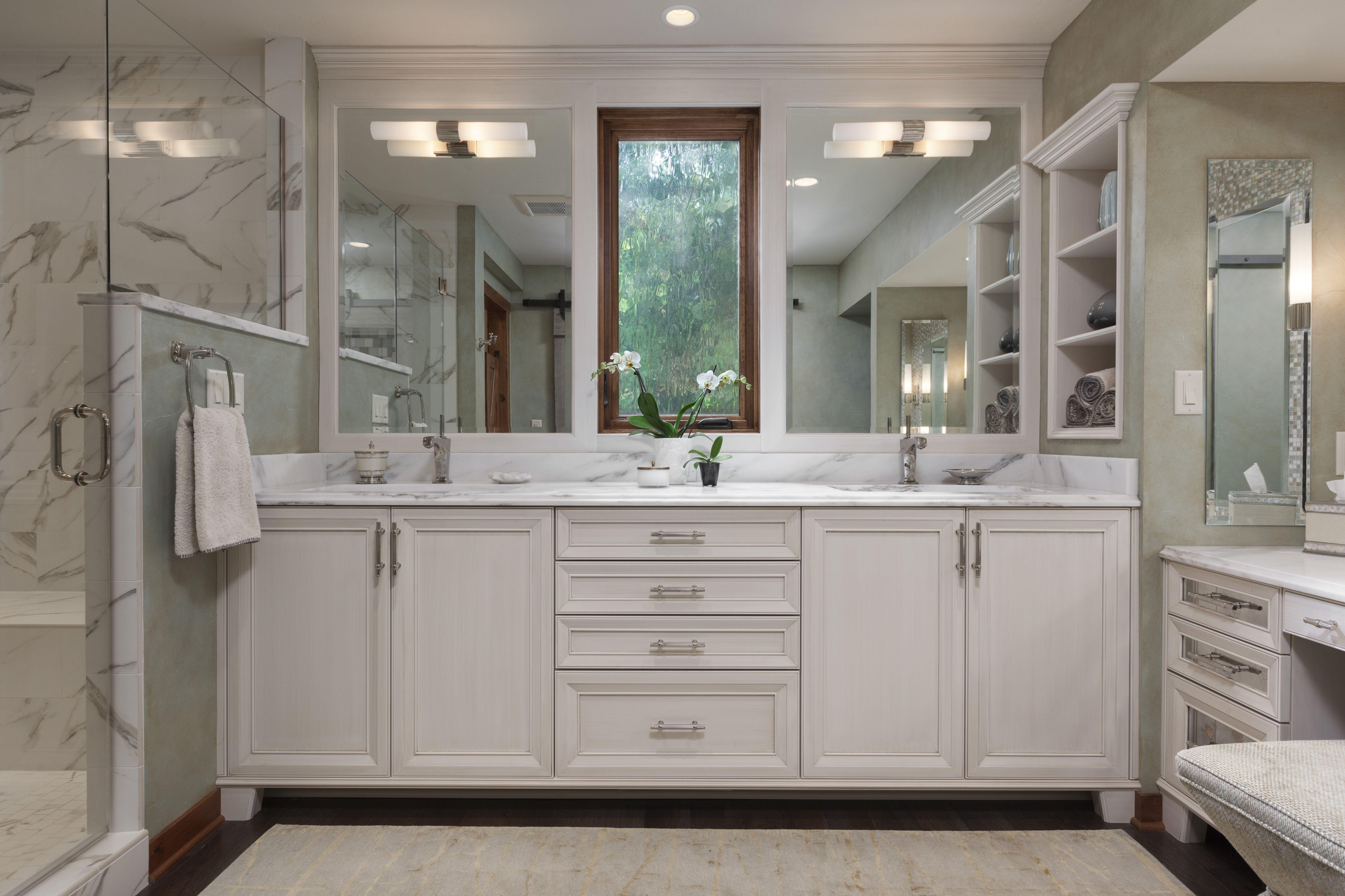 Vasca Da Bagno Karen : Refined rustic master suite karen kempf interiors master bath