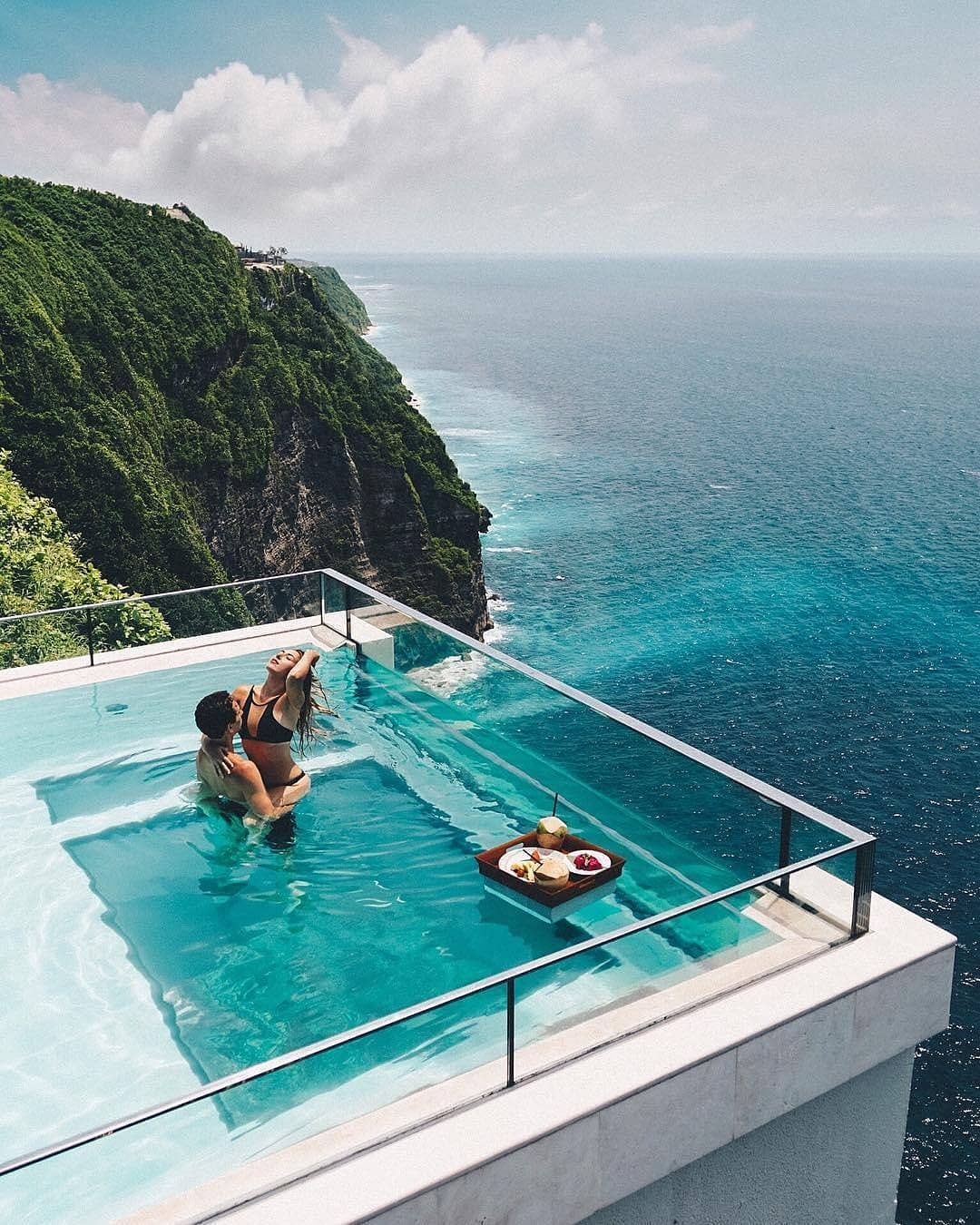 infinity pool bali. Simple Pool Couple Photos Goals Beautiful View Bali Indonesia Beautiful  Places Infinity With Pool