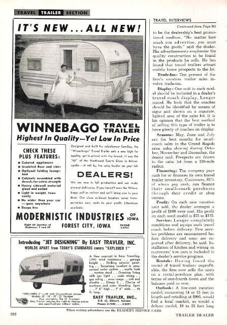 Pin By Linda K On Vintage Ads Vintage Campers Trailers Mini Travel Trailers Vintage Travel Trailers