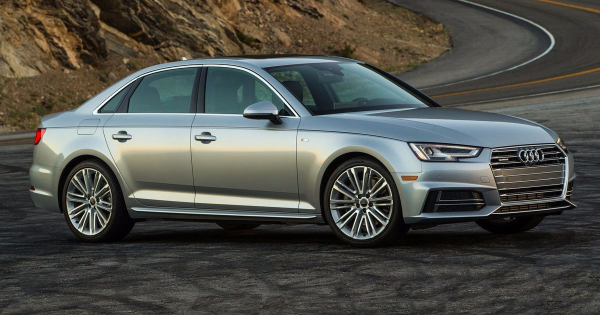 Looking For The Best Car On The Road In 2016 The New Audi Usa A 4 Has Got The Mashable Stamp Of Approval Http Mashab 2017 Audi A4 Best New Cars Audi Usa