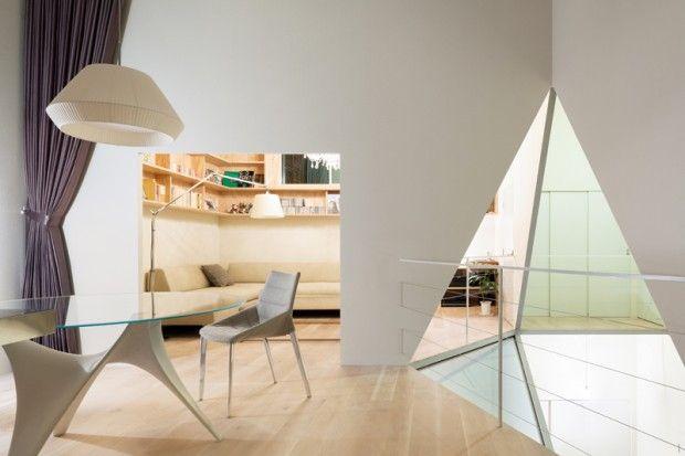 Same House par Kochi Architect's Studio - Journal du Design