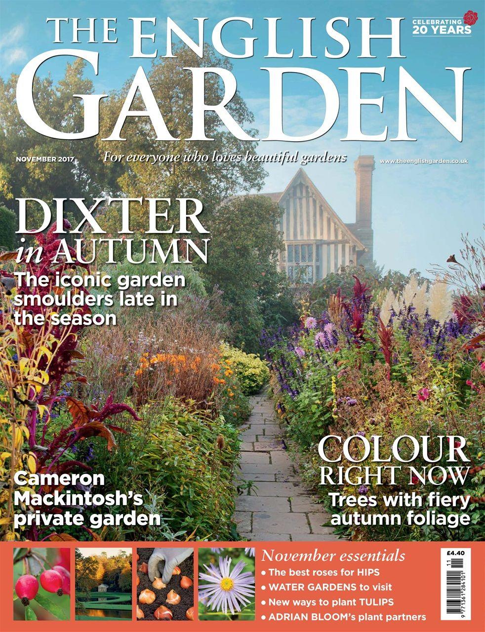 The English Garden Magazine Beautiful Gardens Gardening