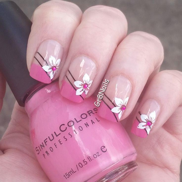Resultado de imagen para french manicure | Diseño de uñas ...