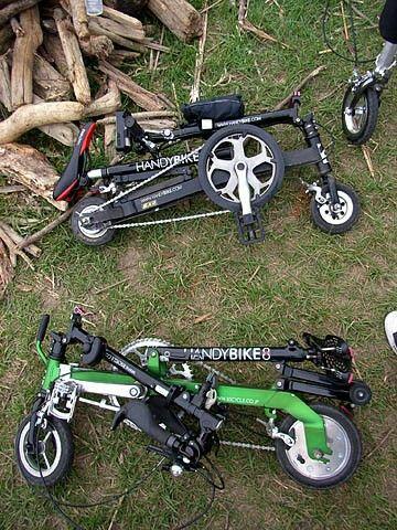 Folding Bike 12 ミニベロ 自転車 バイク