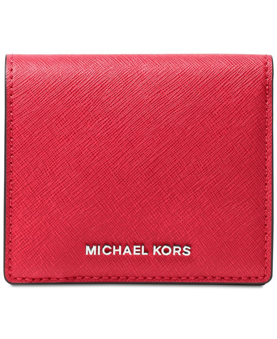 Michael Michael Kors Jet Set Travel Carryall Card Case