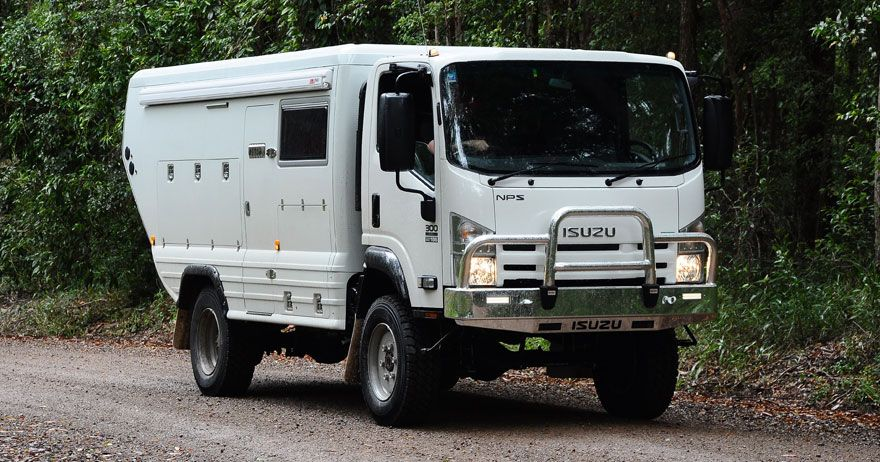 Gallery 4x4 motorhomes expedition truck expedition