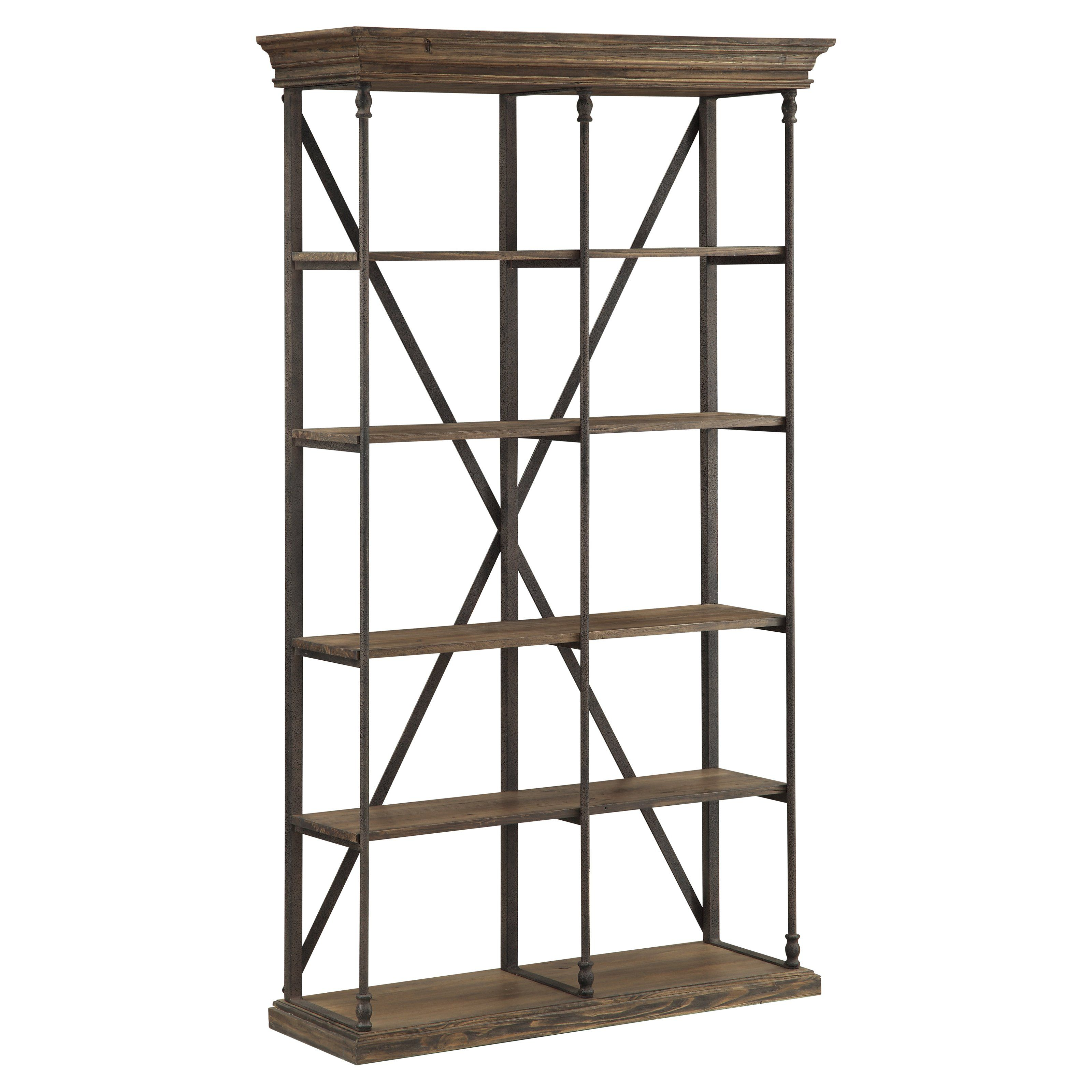 Coast to coast industrial xback bookcase products