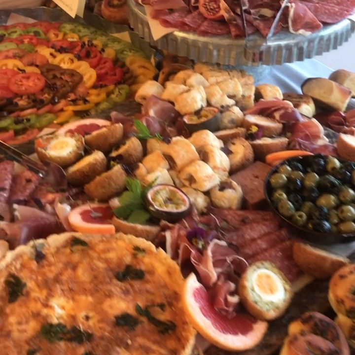 Grazing platters on a budget
