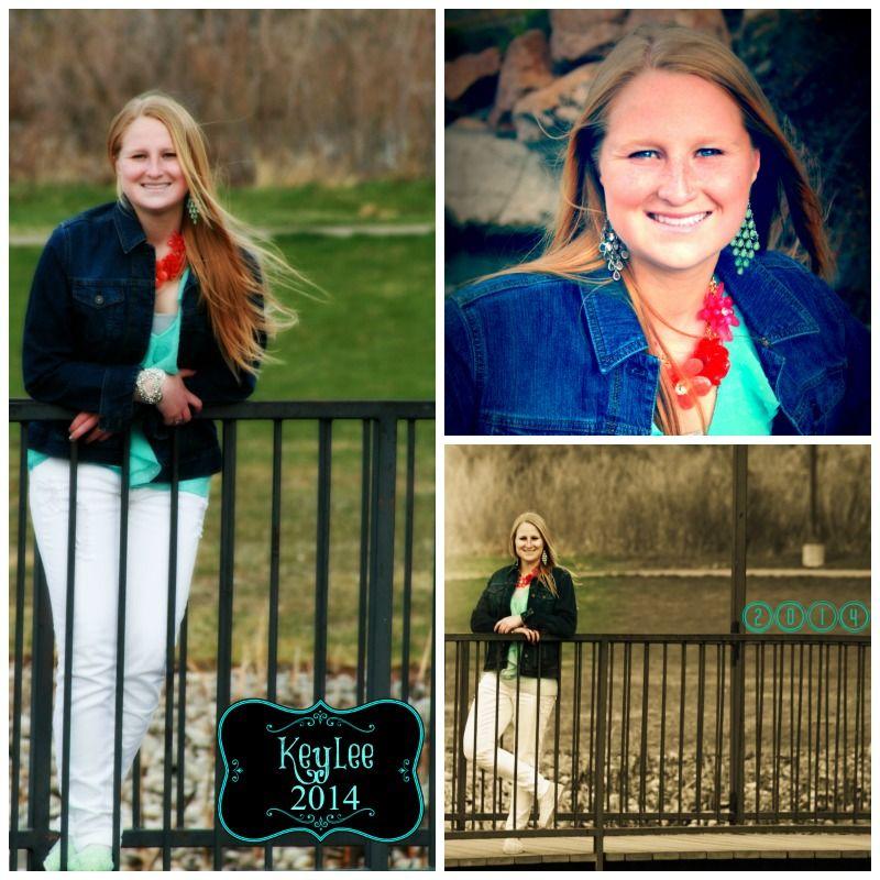Senior photos-  Love these!!