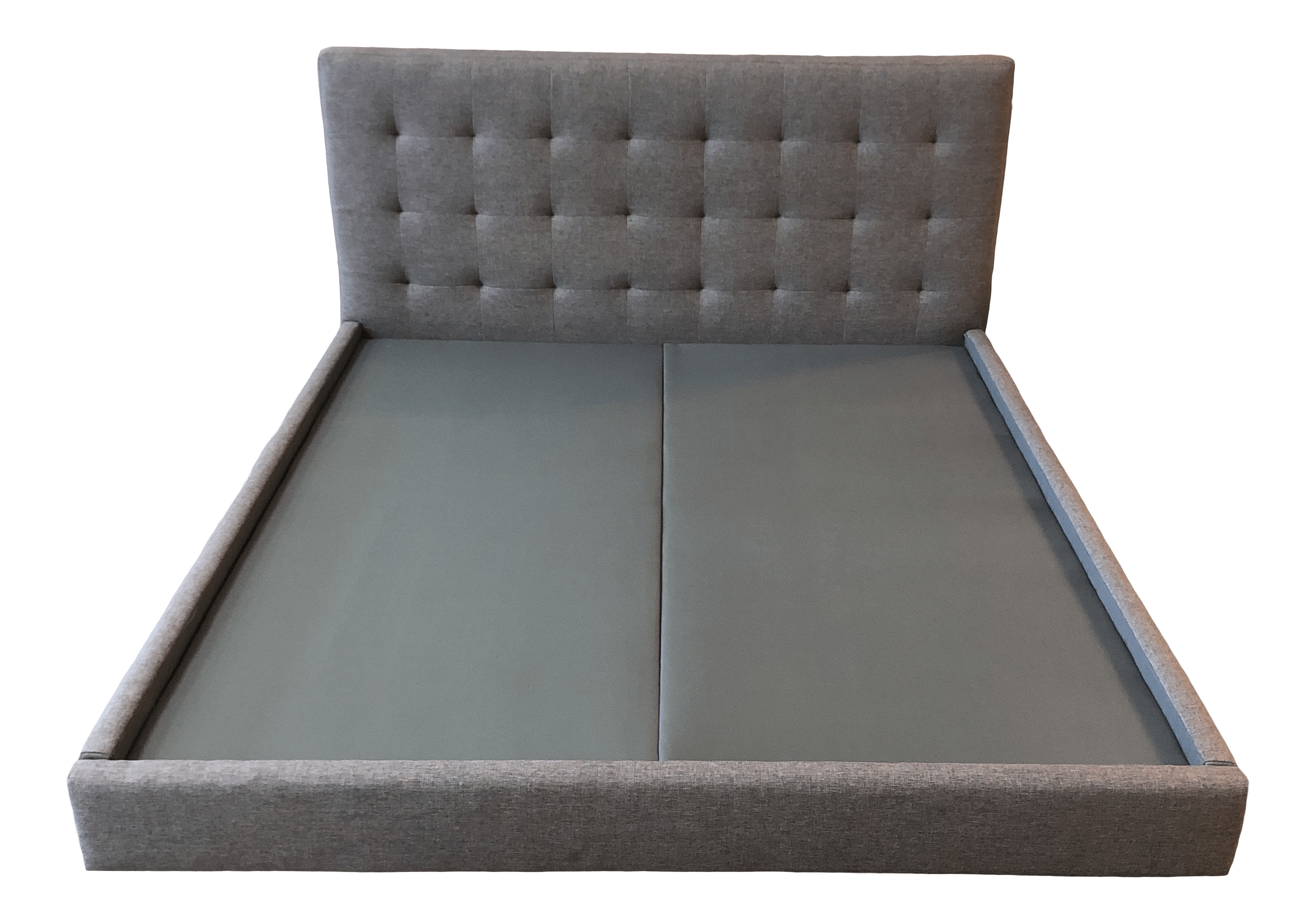 46 Upholstered Platform Bed Frame By Bernardina