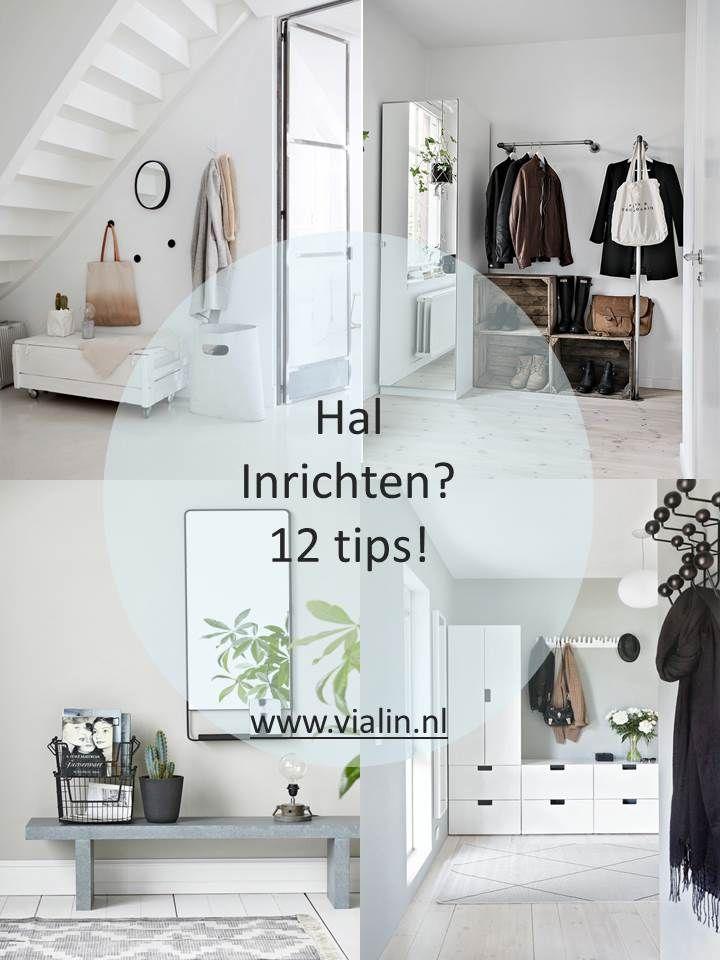 De hal is de binnenkomer in je huis en wat is er prettiger dan binnenkomen in een ruime, opgeruimde ruimte? 12 tips om je hal in te richten.