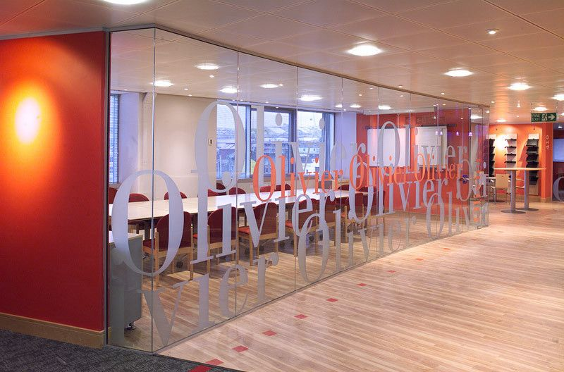 Contemporary Glass Walls Office Wall Google Searchglass Uk
