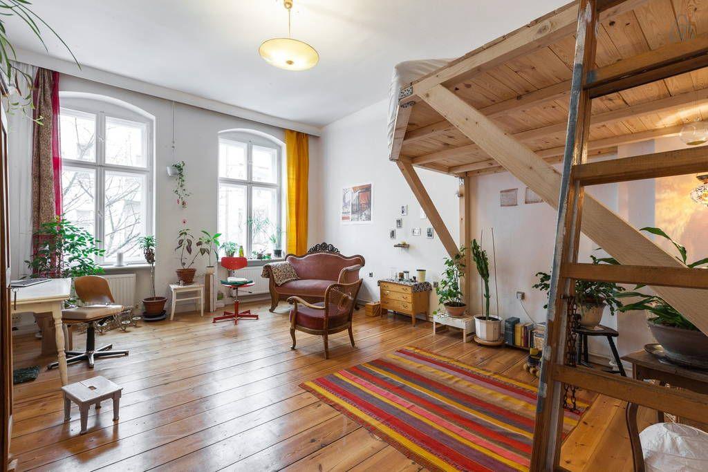 Schau Dir dieses großartige Inserat bei Airbnb an Großes, helles - großes bild wohnzimmer