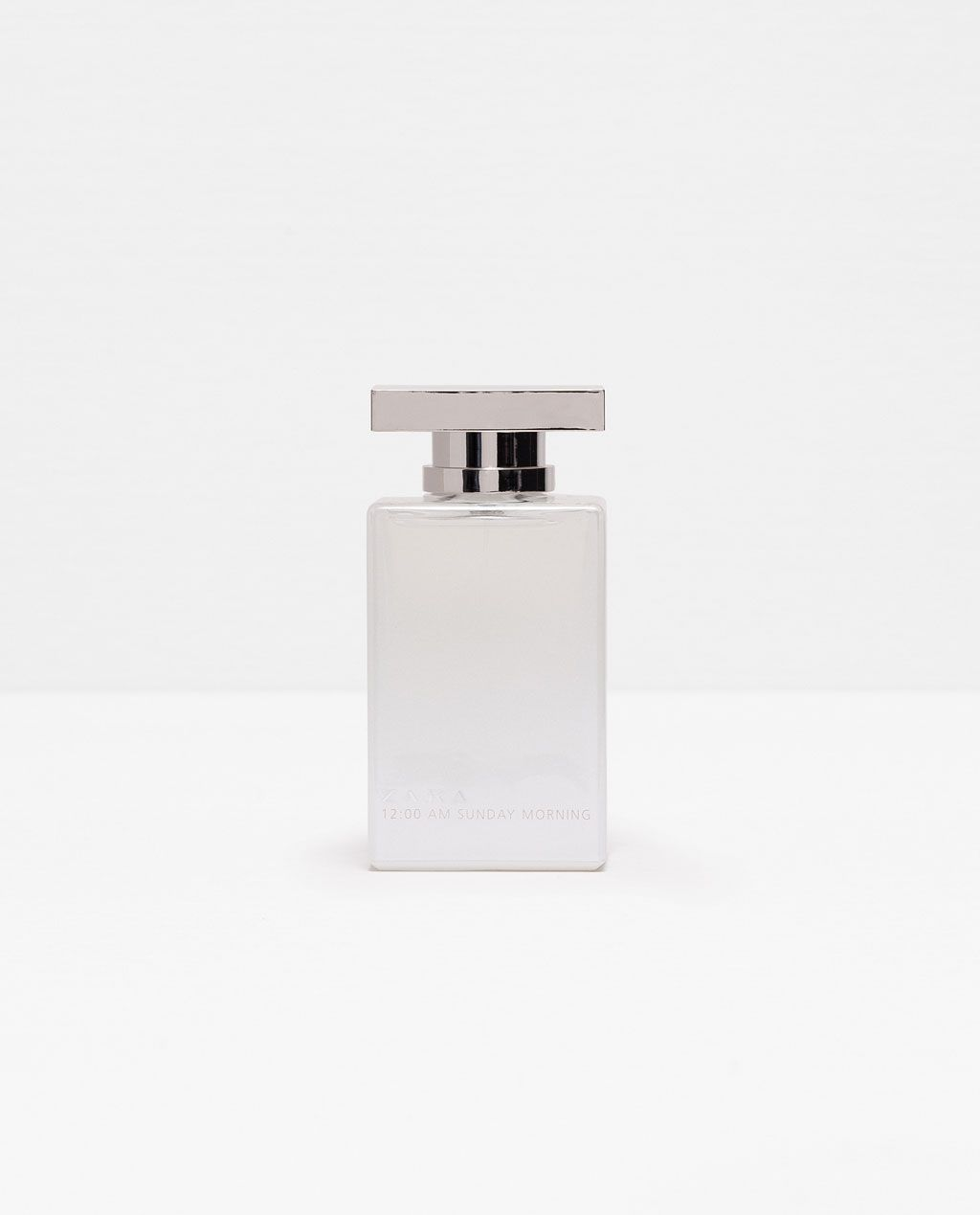 ZARA 12:00 AM SUNDAY MORNING EAU DE TOILETTE