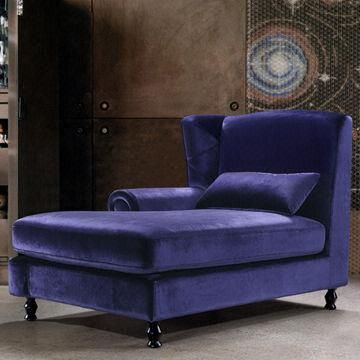 Beautiful Chaise Lounge Fainting Sofa Day Bed Luxurious Lounge