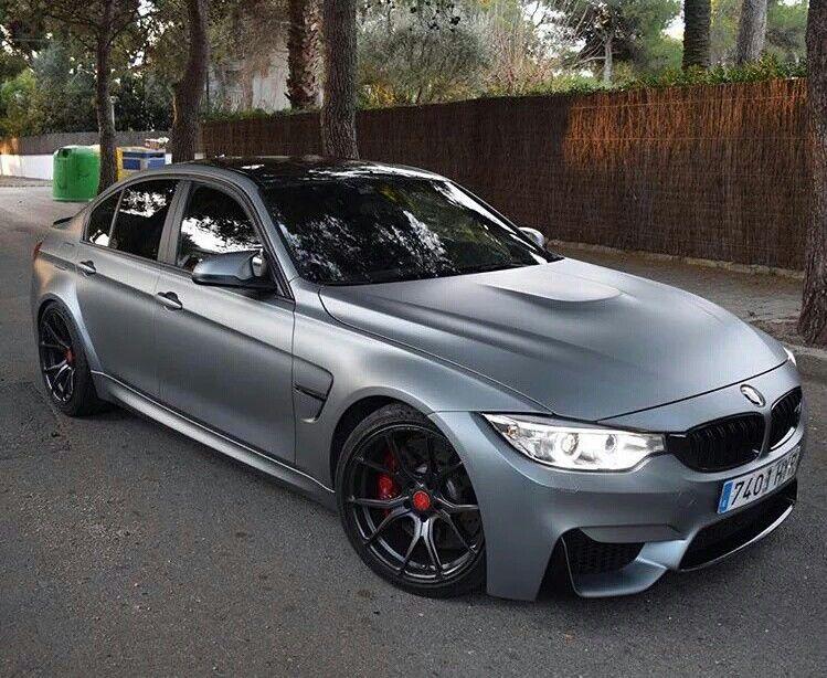 Matte Smoke gray M5 Bmw, Bmw cars, Best luxury cars