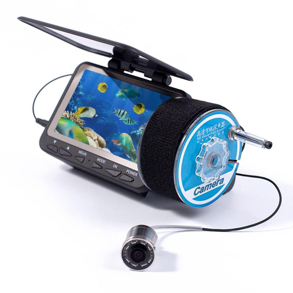 Fish Finder Waterproof Ip68 15m Dvr Function Fish Finder 1000tvl