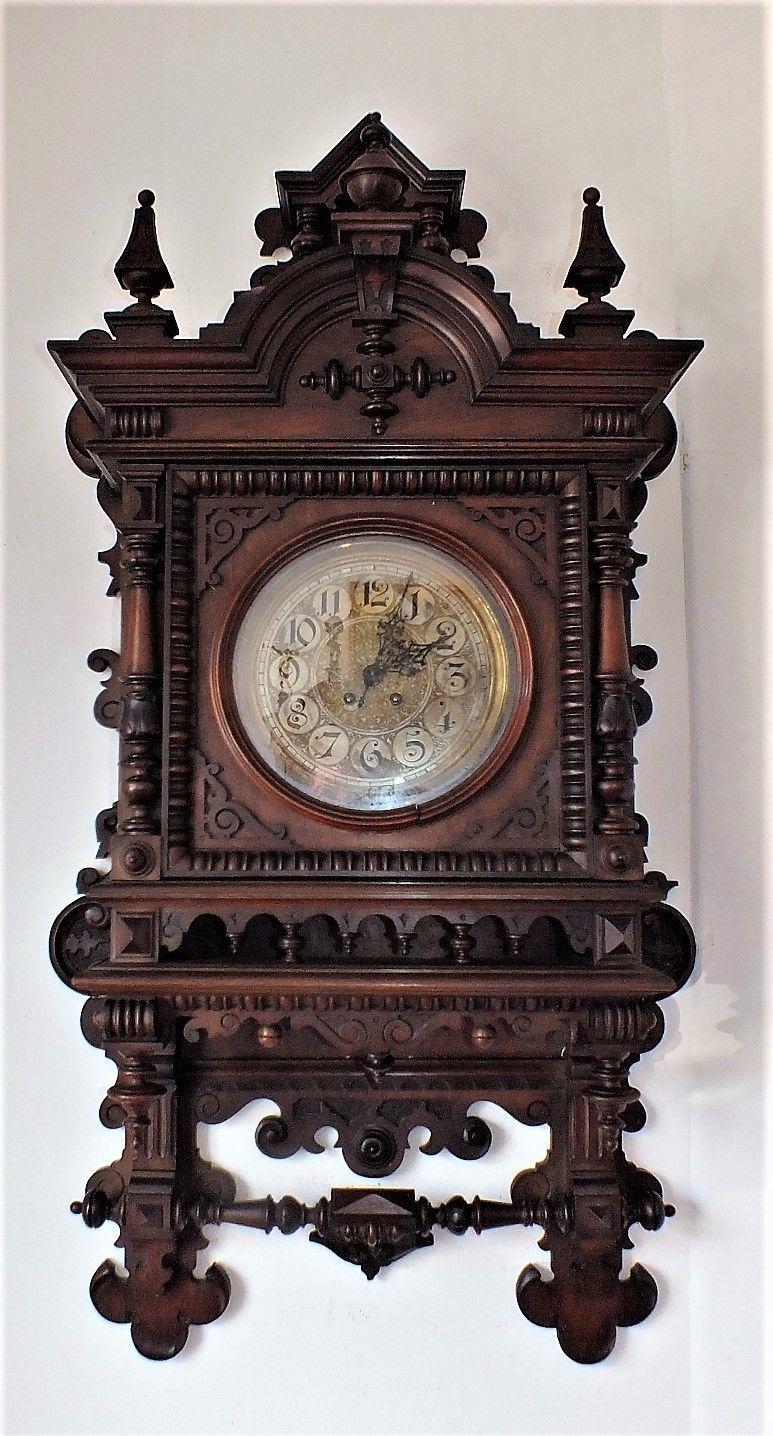 Pin Von Hilary Bluz Auf Piekno Czasomierzy Wanduhren Standuhren Und Antike Uhren