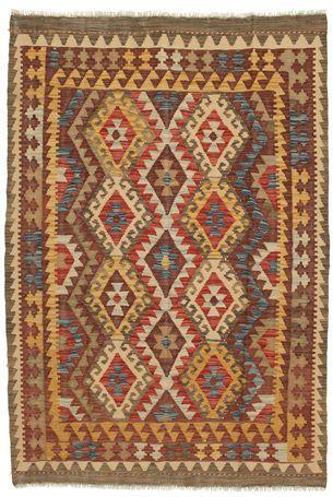 Kelim Afghan Old style tapijt NAE1744 180x125 van Afghanistan - CarpetVista