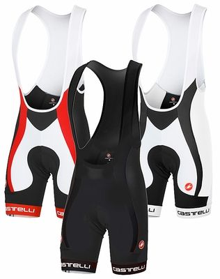Castelli Velocissimo Due Cycling Bib Short  cb62a4086