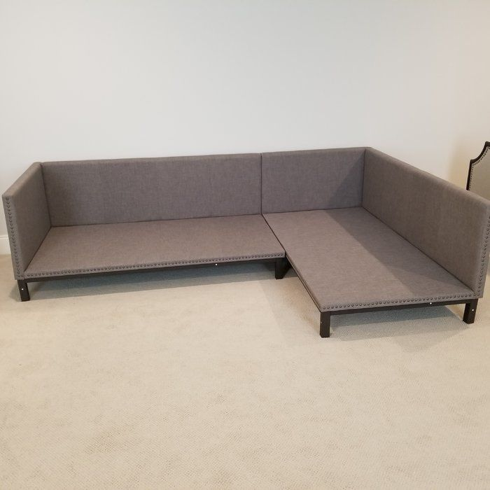 Best Carwile Mid Century Daybed With Images Mid Century Daybeds 640 x 480