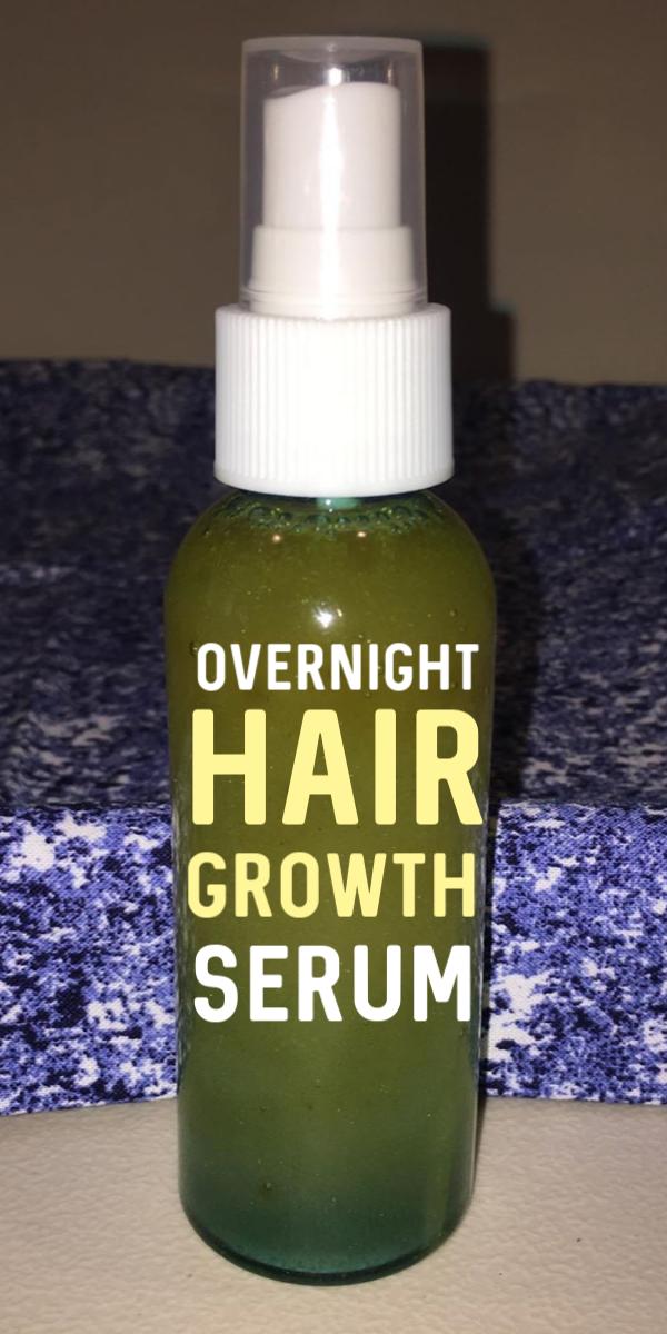 Overnight Hair Growth Serum Haircare Diyhair Hairgrowth Serum Hairgrowthtips Hairgrowthtreatme Overnight Hair Growth Overnight Hairstyles Hair Growth Oil