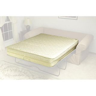 Overstock This AirDream is an inflatable sofa bed mattress It has