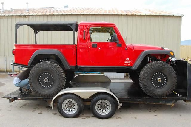 Love The Bed And The Overall Size That S Sweet Jeep Brute