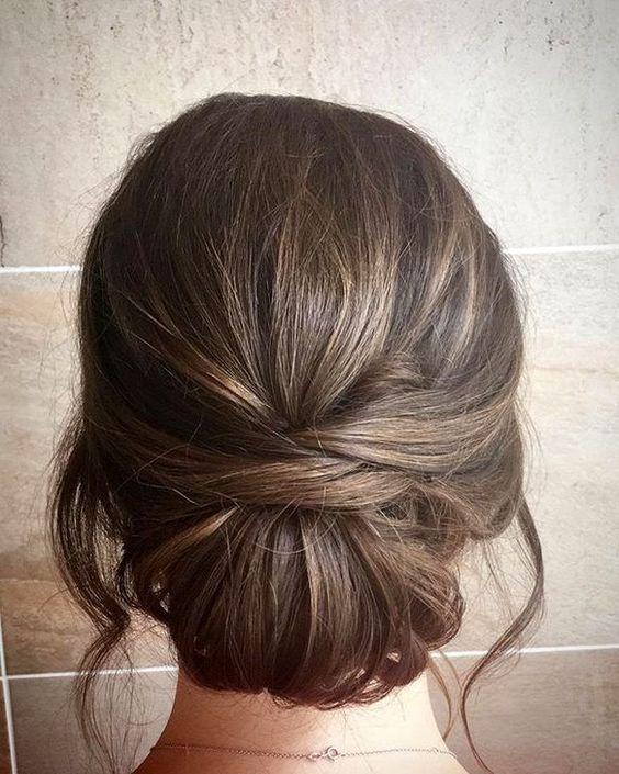 Peinados De Fiesta Cabello Corto