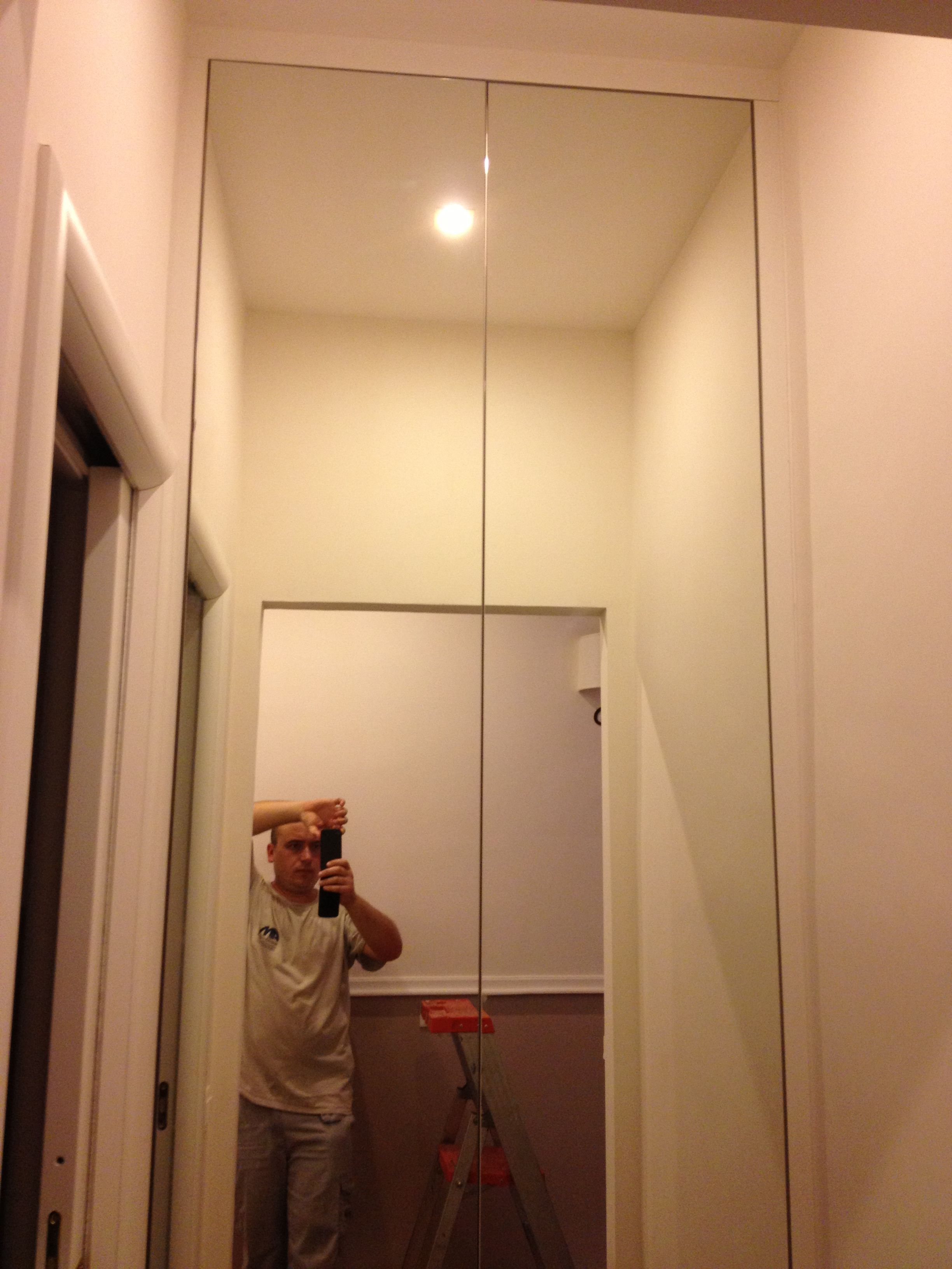 Ante Per Armadio A Muro Specchio.Armadio A Muro Con Specchi Jpg 2448 3264 Armadio A Muro Armadio Specchio Armadio