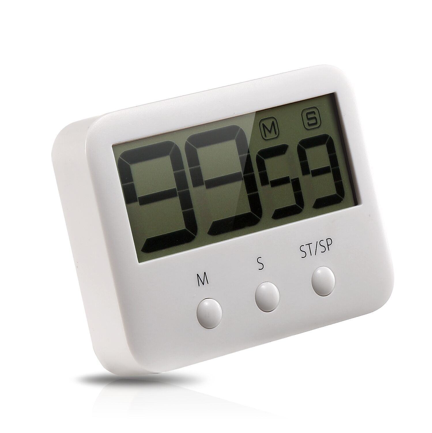 Metene Digital Kitchen Timer with Large LCD Display and Loud Alarm ...