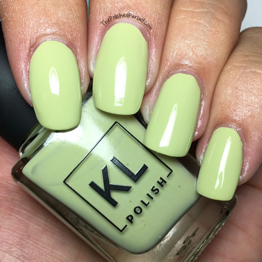 KL Polish 2017 Spring Collection | Spring collection and Swatch