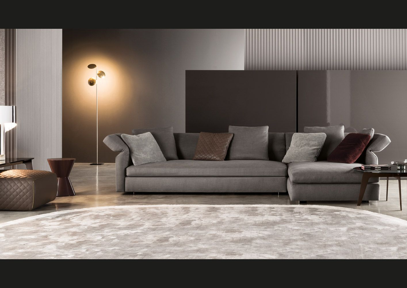 Minotti Ipad  Sofas  En  Collar  Minotti  Pinterest  Modern Classy Furniture Design Living Room Review